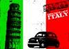 Fiat 500 Italy - Plakáty na zeď