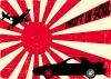 Japanese Drift - Plakáty na zeď