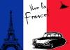 Vive la France - Plakáty na zeď