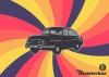 Tatra 603 Bollywood Style - Plakáty na zeď
