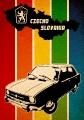 Czechoslovakia - Plakáty na zeď