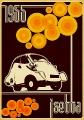 BMW Isetta - Plakáty na zeď