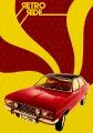 Retro Chrysler - Plakáty na zeď
