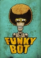 Funky Bot - Plakáty na zeď