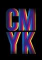CMYK - Plakáty na zeď