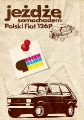 Perish Polish Pride Fiat 126p - Plakty na ze