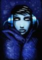 Cybergirl - Plakáty na zeď