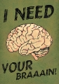 Brain - Plakáty na zeď